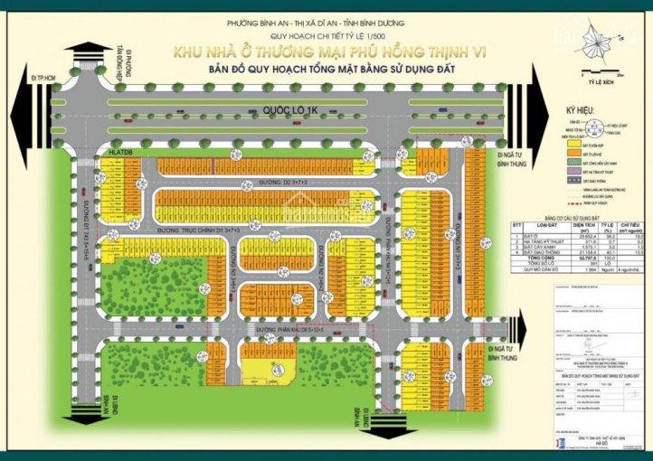 Dự án khu dân cư Phú Hồng Thịnh 6 ( PHÚ HỒNG THỊNH VI )