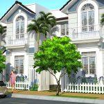 Khu nhà ở Cửu Long, thị xã Thuận An, Bình Dương