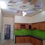 Phòng bếp nội thất cao cấp đầy đủ tiện ích