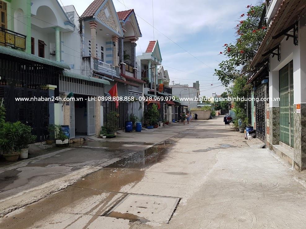 Khu dân cư tân đông hiệp gần ngay chợ tân long