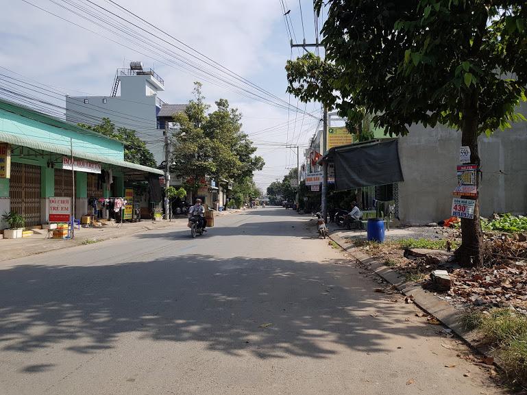 Khu dân cư Hố Lang Phường Tân Bình, Dĩ An, Bình Dương