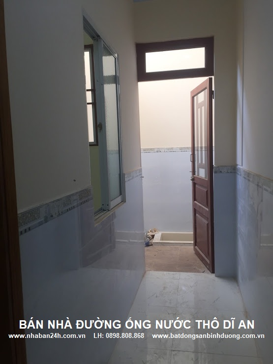 Phòng ngủ 3 nhà bán dĩ an bình dương