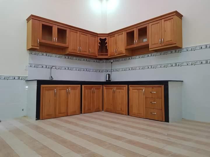 Phòng ngủ nhà bán 2 lầu dĩ an