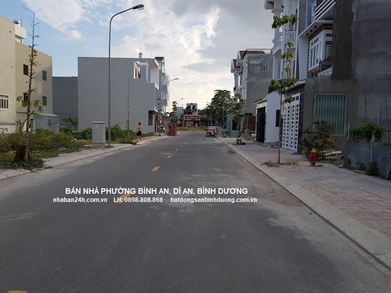 Khu dân cư cao cấp Phú Hồng Thịnh 6,9,10 Dĩ An Bình Dương