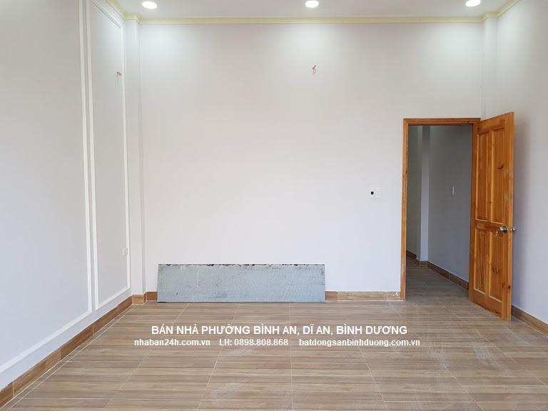 Phòng ngủ số 2 nhà bán dĩ an