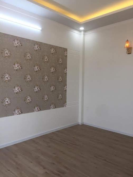 Phòng ngủ rộng rãi thoáng mát với căn biệt thự góc 2 mặt tiền