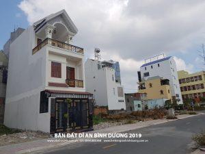 Bán Đất Dĩ An Bình Dương giá rẻ - Đất Khu nhà ở Phú Hồng Thịnh 6,9,10