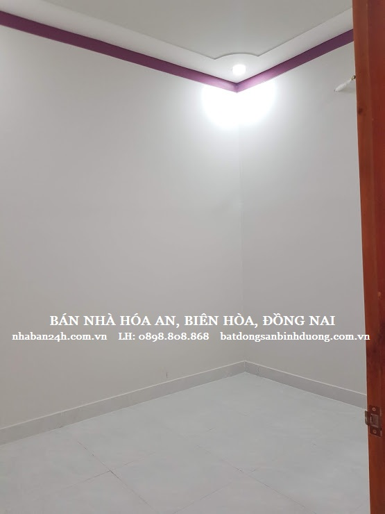 Phòng ngủ số 1 nhà bán hóa an