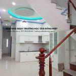 Bán nhà đường Đặng Văn Mây, Tân Đông Hiệp Dĩ An, Nhà 4x20m
