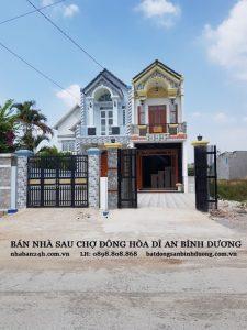 Bán nhà gần ủy ban phường đông hòa