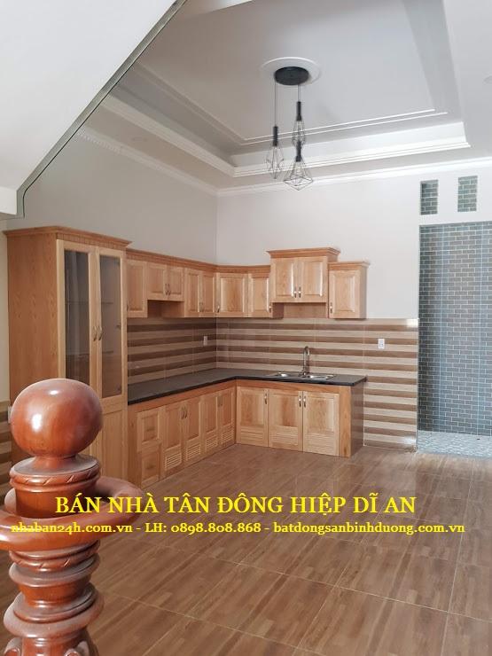 Phòng bếp nội thất gỗ, tủ bếp, tủ rượu