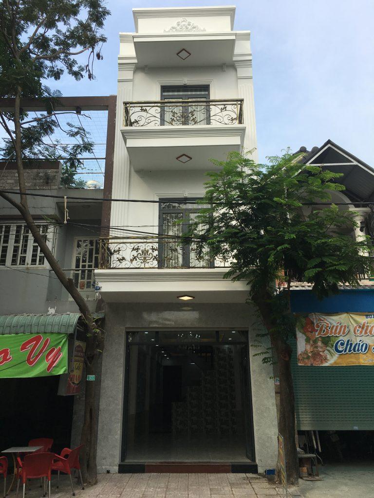 Bán nhà phường dĩ an 64m đối diện chợ xóm mới kinh doanh buôn bán