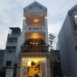 Bán nhà ngã tư chiêu liêu Dĩ An - DT 5X13m, đường nhựa 7m