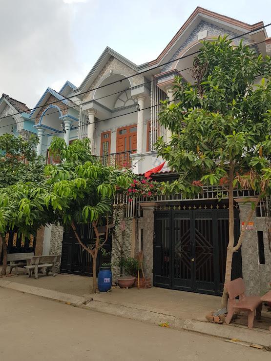 Mặt tiền căn nhà đường chiêu liêu bán