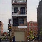 Bán nhà Dĩ An mới xây dt 5x12m gần chợ Đông Thành Dĩ An