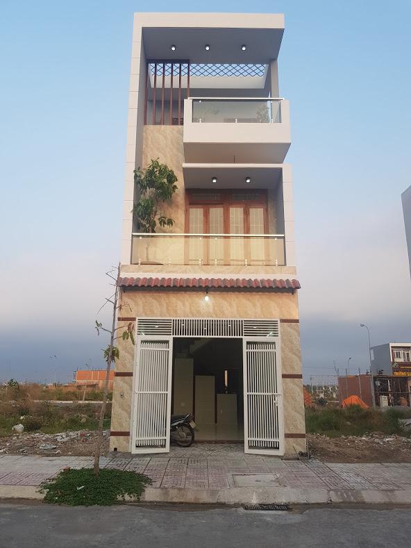 Bán nhà gần giáo sứ An Bình, phường Bình An, Dĩ An, Bình Dương