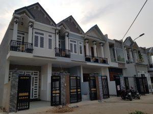 Bán nhà khu phố Chiêu Liêu Dĩ An - Nhà phố 4x17m giá rẻ