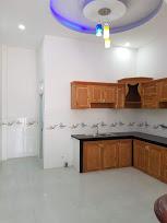 Khu vực phòng bếp rộng rãi thoáng mát