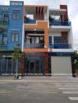 Bán nhà phường Bình An, Dĩ An, Bình Dương, DT 4 x 16m, Nhà 3 tầng