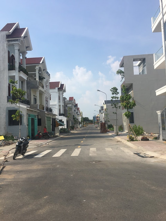 Khu đô thị trung tâm phường Bình An Dĩ An