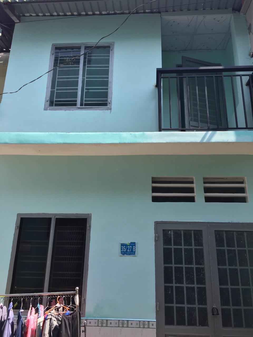 Bán nhà dĩ an 830 triệu đường Nguyễn Thị Chạy khu phố Chiêu Liêu