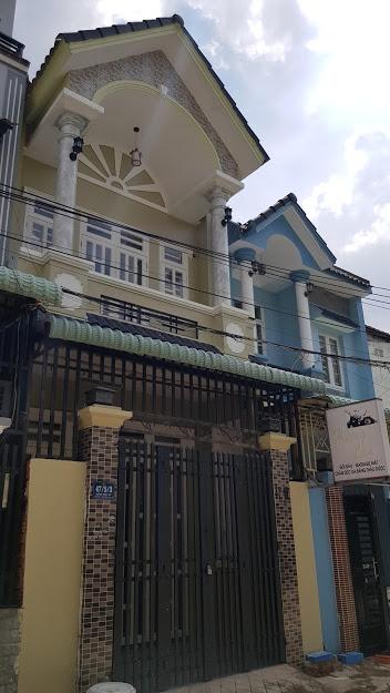 Bán nhà Dĩ An đường Nguyễn Văn Trỗi, DT 4x17m Gần Chợ Dĩ An