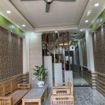 Phòng khách nhà bán dĩ an đường Tô Vĩnh Diện