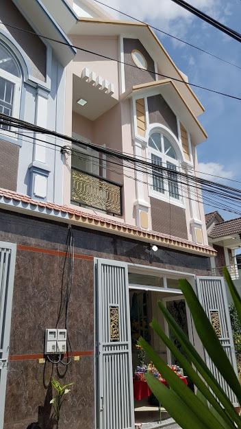 Mẫu nhà phố 2 tầng hóa an biên hòa đồng nai