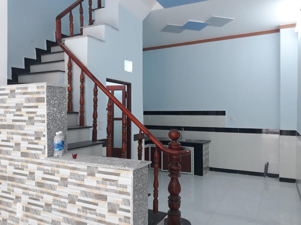 Bán nhà 1 trệt 1 lầu Bình Chuẩn, Thuận An, Bình Dương