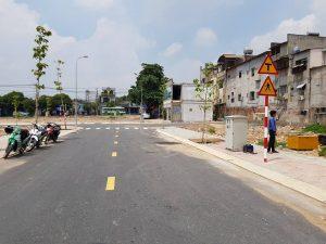 Bán đất dĩ an quốc lộ 1k Gía bán chỉ 35 triệu/m Diện tích 60,8m