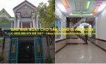 Hình ảnh thực tế căn nhà 1 trệt 1 lầu 80m2, gần chợ Tân Long Dĩ An