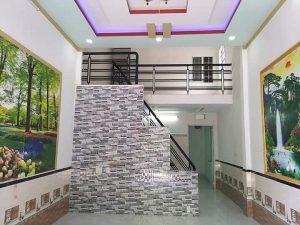Bán nhà đường Pham Bội Châu Dĩ An cấp 4, DT 4 x 12m