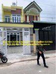 Bán nhà đường Đào Duy Từ Dĩ An 4x24m mặt tiền