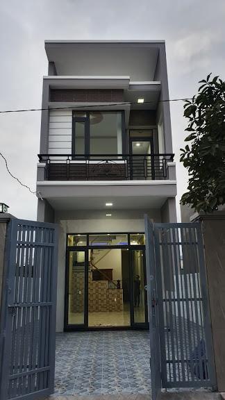 Bán nhà đường Nguyễn Thị Chạy Dĩ An (4x25m) - Gía 3 tỷ 200 triệu