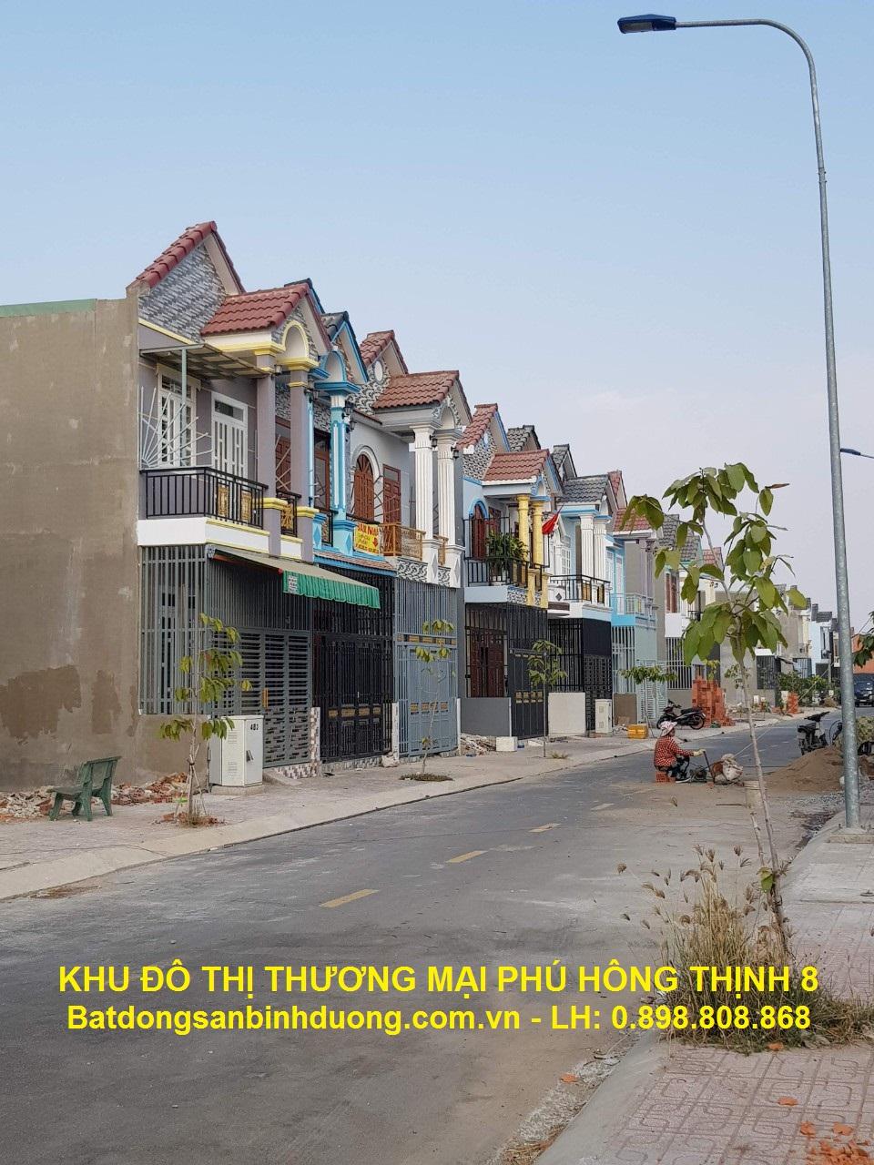 Bán đất Thuận An Bình Dương 2 mặt tiền kinh doanh vạn ngành nghề