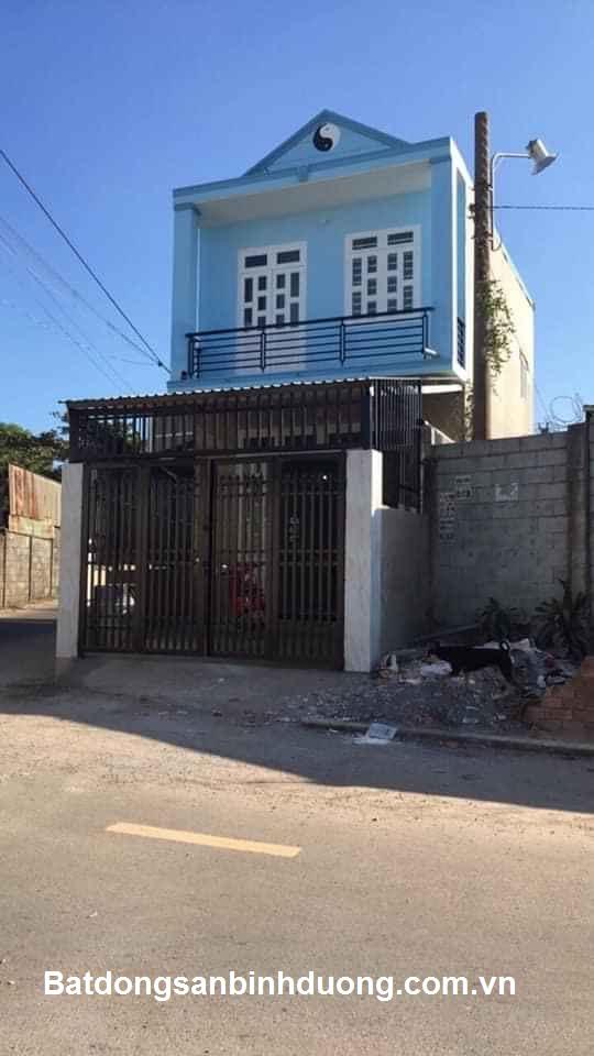 Bán nhà gần nhà văn hóa phường Tân Bình Dĩ An
