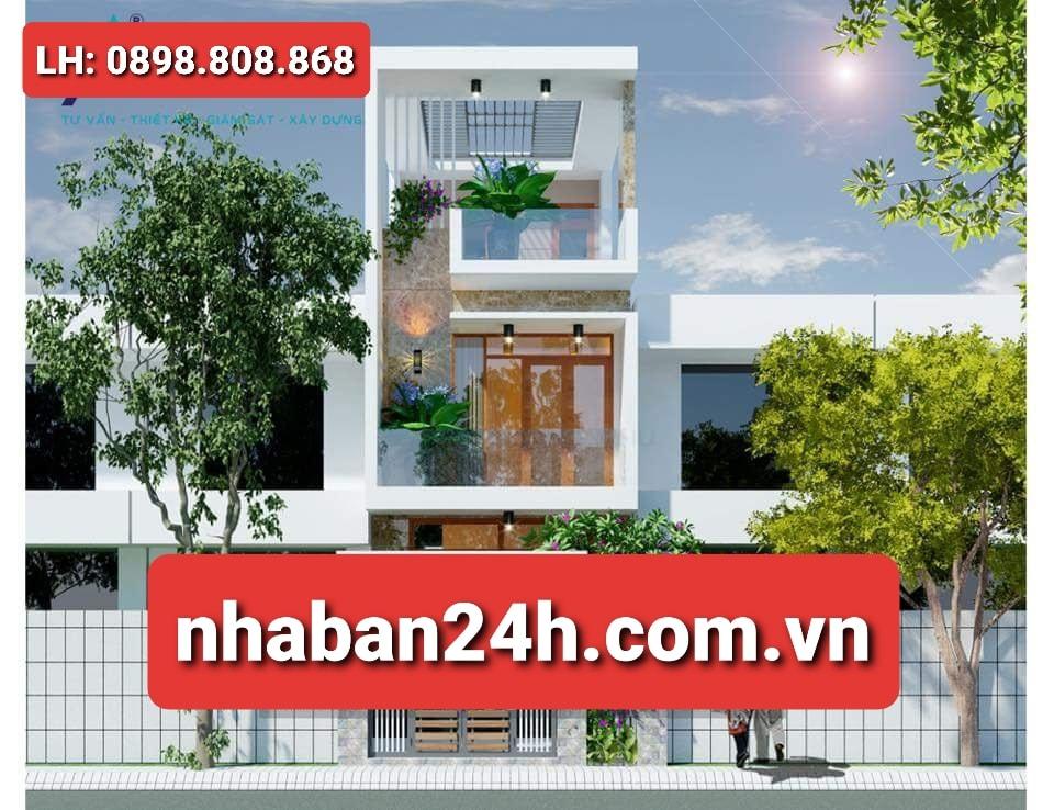 Nhà Đẹp 3 Tầng 4,5x13,5m, Nhà 3 tầng Hoàn Thiện và Nội Thất