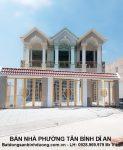 Bán nhà 1 lầu trệt gần ủy ban phường Tân Bình .tp Dĩ An Bình Dương.