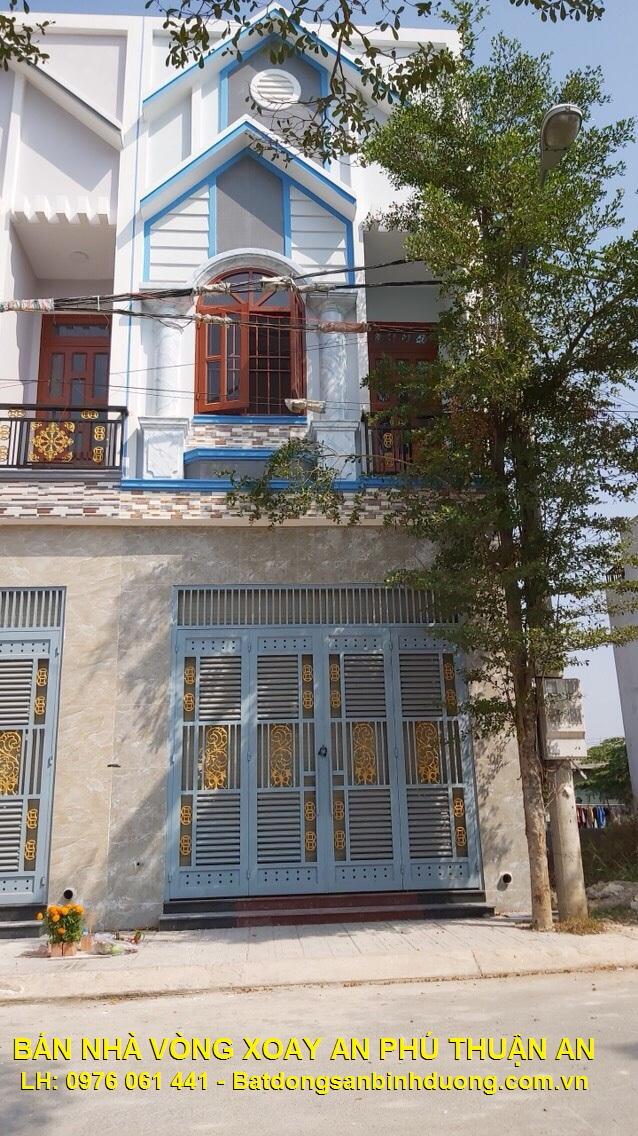 Bán nhà vòng xoay An Phú Thuận An