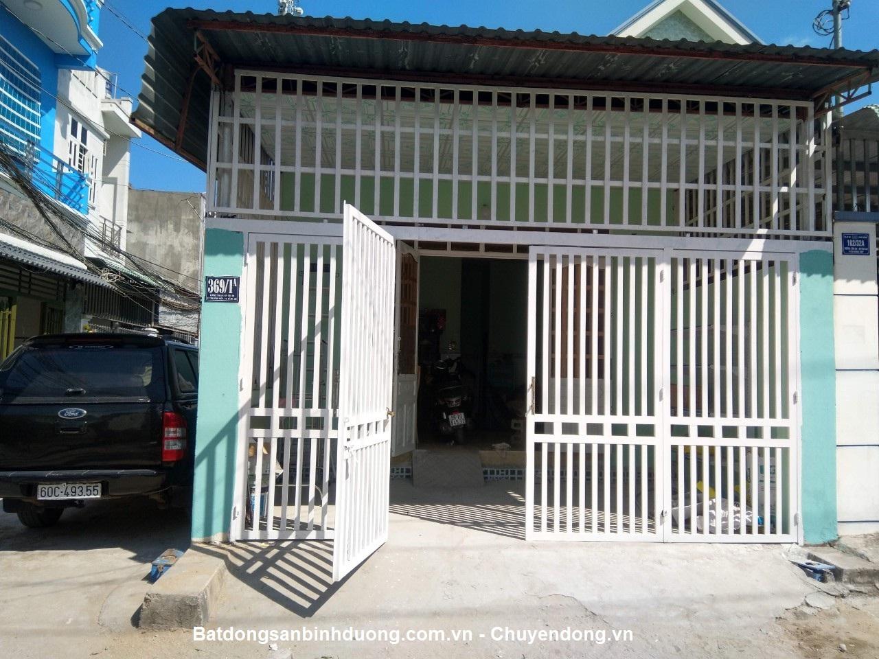 Bán Nhà Trọ Dĩ An - Khu Phố Tân An - phường Tân Đông Hiệp, thành phố Dĩ An
