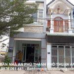 Bán nhà thành phố Thuận An gần vòng xoay An Phú