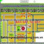 án đất Phú Hồng Thịnh 10 thành phố Dĩ An giá 33tr/m2