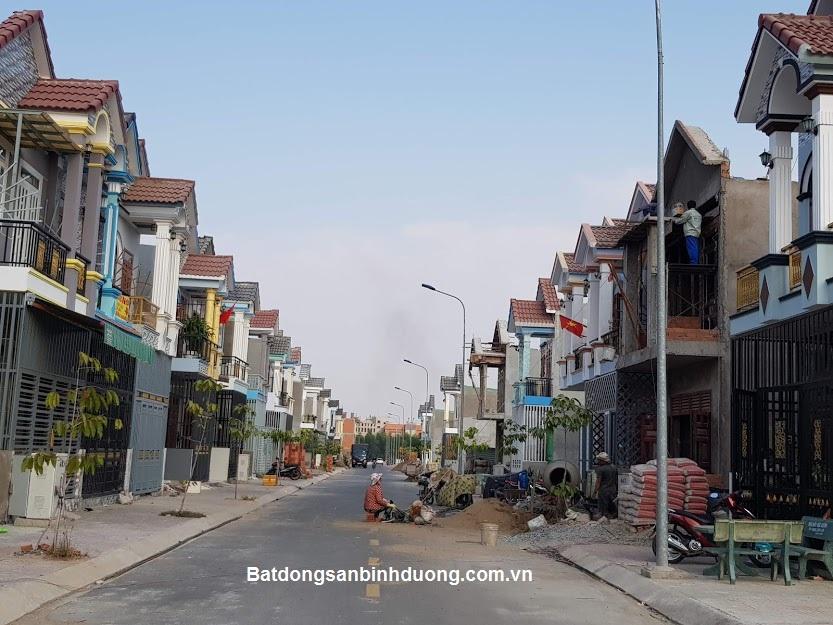 Bán lô đất Thuận An Phú Hồng Thịnh 8 đất 2 mặt tiền kinh doanh
