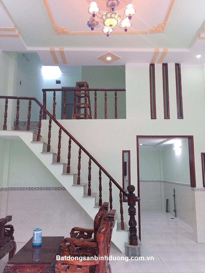 Bán nhà khu phố Chiêu Liêu, phường Tân Đông Hiệp, thành phố Dĩ An