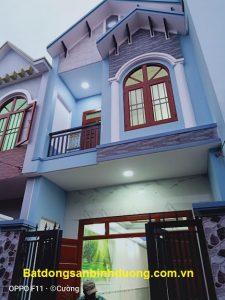 Bán nhà đường Lê Thị Út, ngã tư Chiêu Liêu