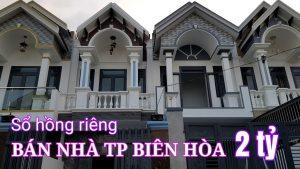 Bán nhà đường Ngô Quyền Biên Hòa Đồng Nai Sổ Hồng