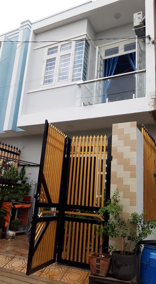 Bán nhà sổ hồng riêng 60m 1 lầu 1 trệt phường Bửu Hòa thành phố Biên Hòa