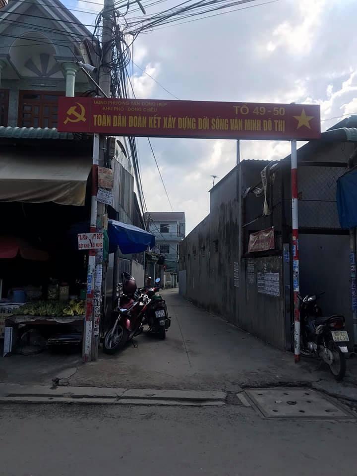 Bán lô đất ngay chợ đường đoàn thị kia gần ngay thành phố Dĩ An