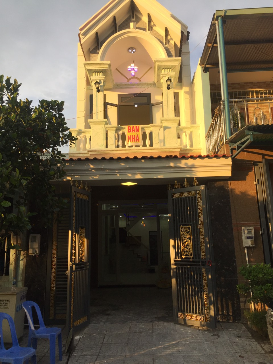 Bán nhà 1 trệt 1 lầu 80m gần bigc Biên Hòa, ngã 3 Vũng Tàu