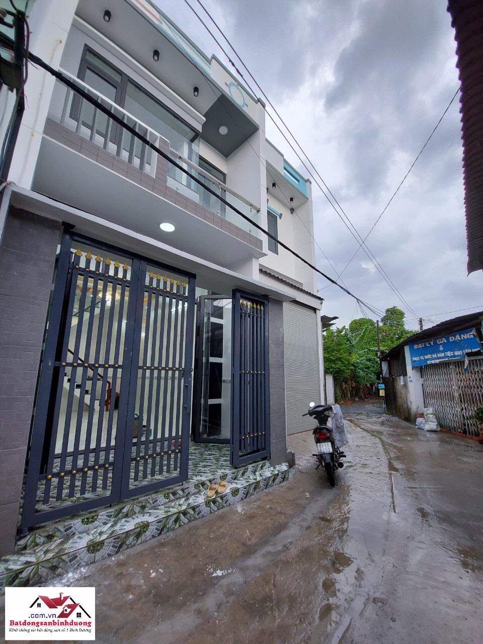 Nhà bán đường Nguyễn Thái Học Dĩ An Bình Dương